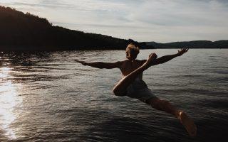 A importância de sentir-se livre.